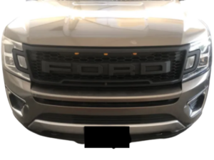 ford expedition raptor grill