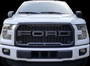 Ford F150 Raptor Grill - Ford F150 2015-2017