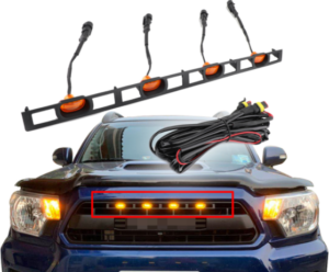 LED grill lights For Toyota Tacoma