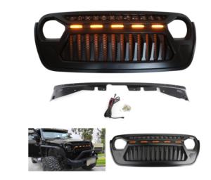 jeep wrangler grill