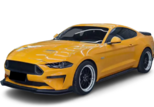 mustang grill