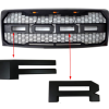 ford raptor grill letters